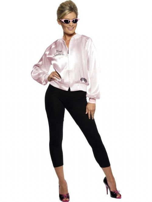 Pink Ladies Jacket, For Grease